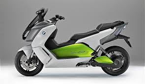 scooter electrico bmw